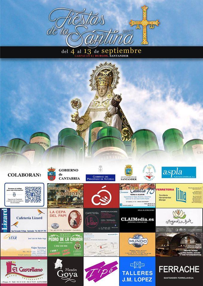 Cartel Santina1