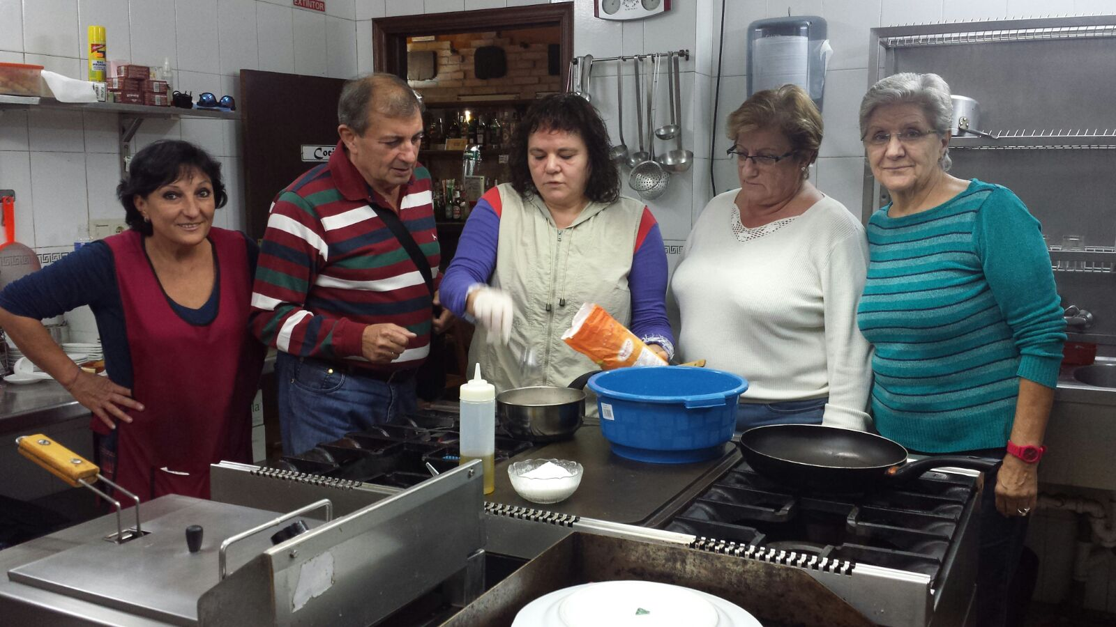 CURSO DE COCINA ASTURIANA EN CENTRO ASTURIANO DE ALICANTE