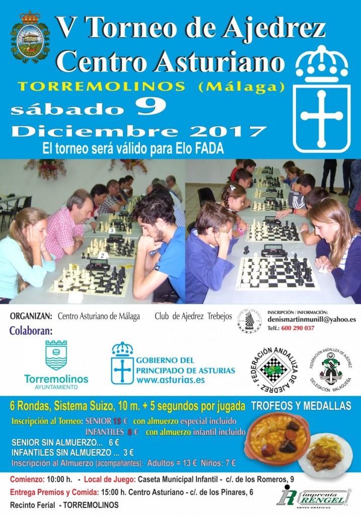 Torneo ajedrez 2017
